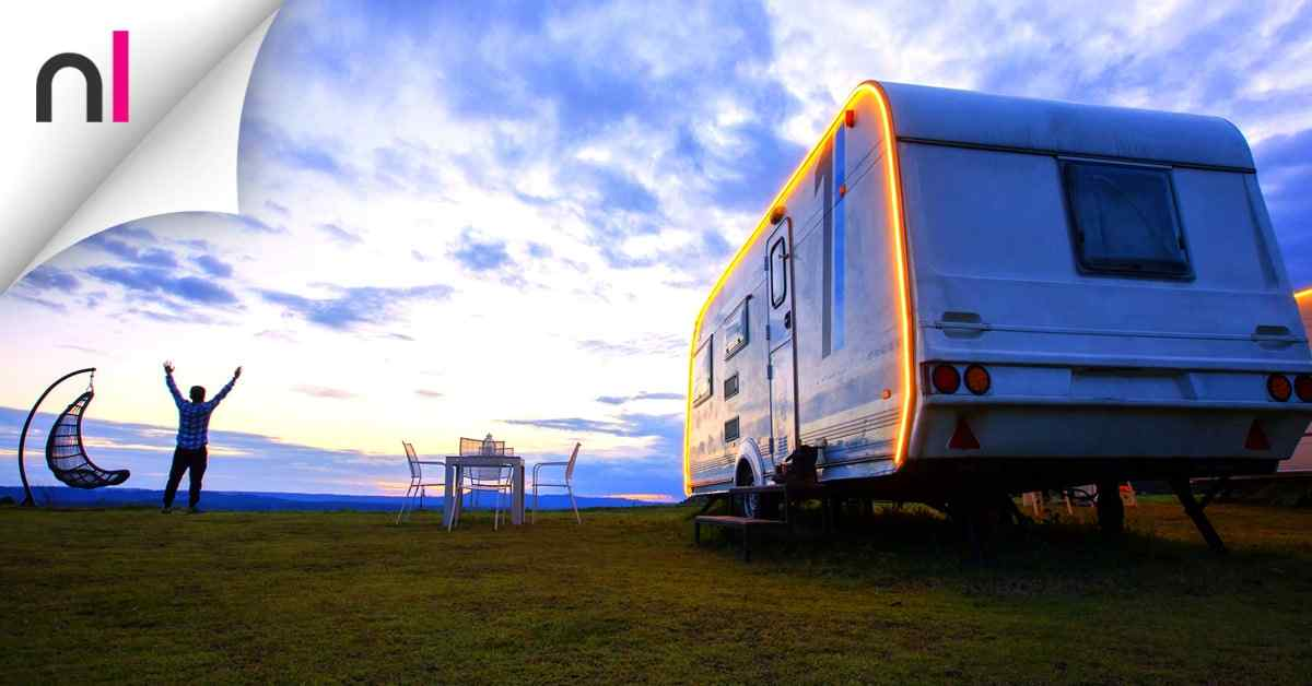 is it hard to get caravan finance