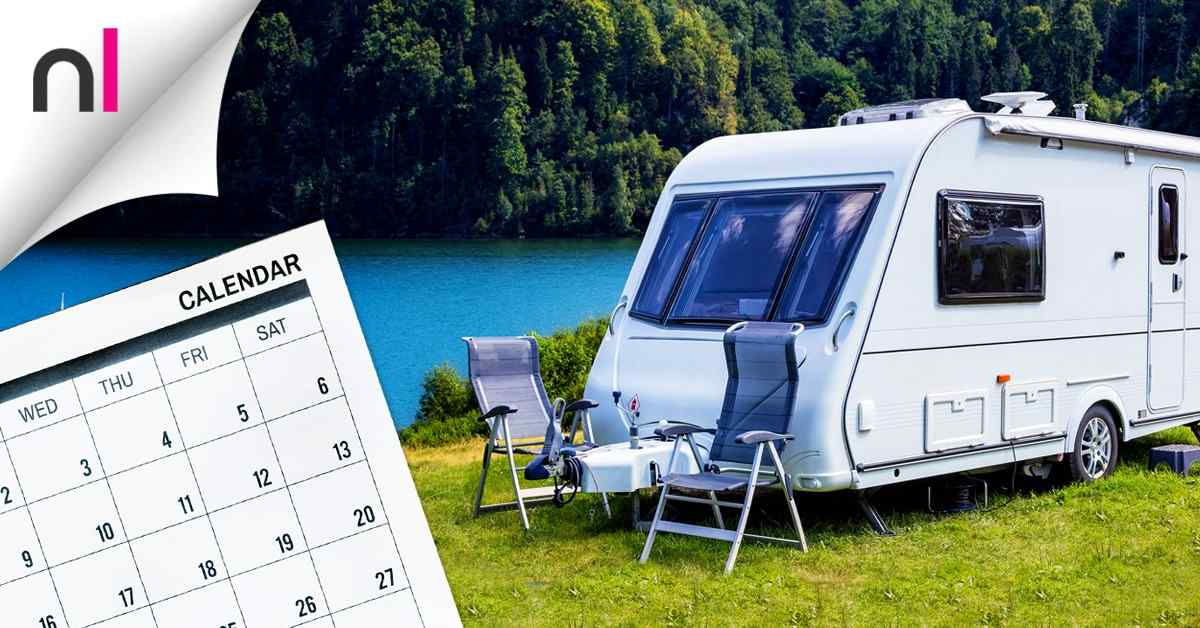 what are typical caravan loan terms
